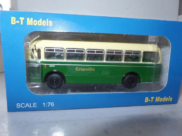 B T Models B208C Bristol MW Single Deck Bus Crosville Green & Cream Barmouth